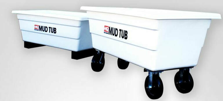 Multiquip Mud Tub